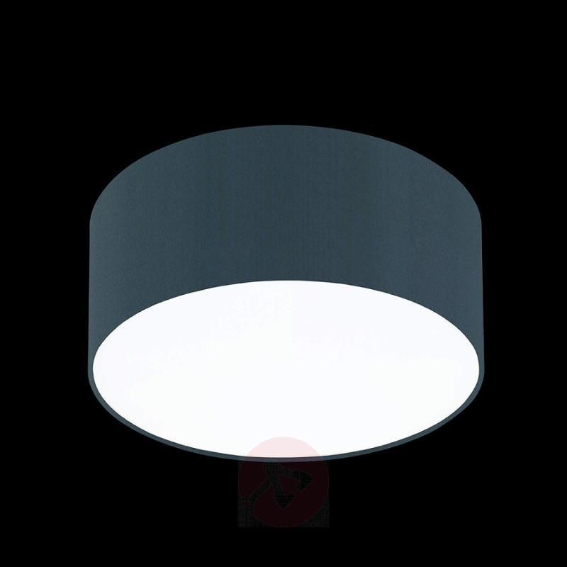 Mara Ceiling Light Diameter 40 cm Slate Grey - design-hotel-lighting