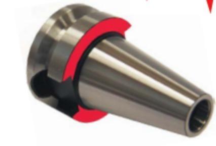 Steilkegel-Werkzeugaufnahmen BT-P - null