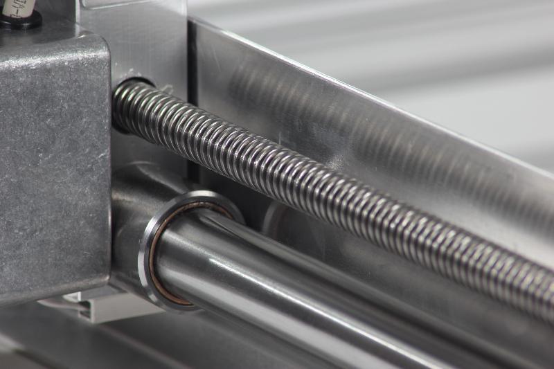 High-Z S-400 - CNC Graviermaschine 400 x 300 mm