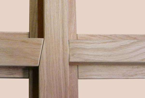 Huisserie en bois - null