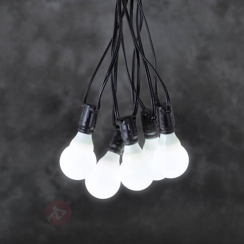Guirlande guinguette système 24V LED E10 - Système 24V LED Konstmide