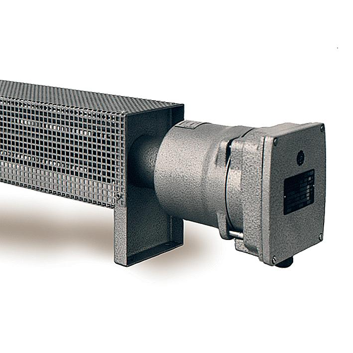 Explosion-proof Heaters - Ex Room Heaters and Ex Finned Tube Heaters