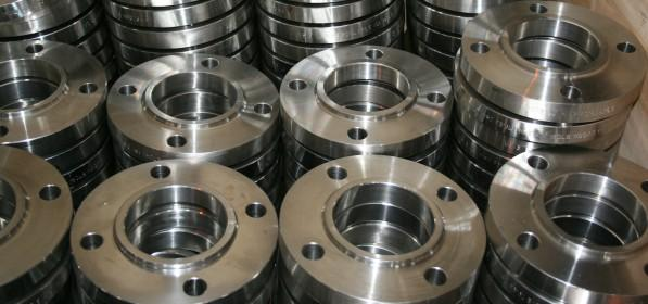 Stainless Steel Flanges   - Steel flanges