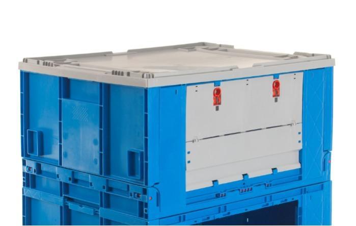 Tapa para cajas plegables - 800x600mm