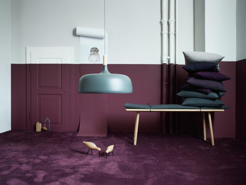 Pure 1200 - Wall-to-wall Carpet - Timeless elegance in harmony with lasting comfort.