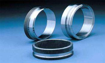 Weld-on rings VB system - Cleaning heads