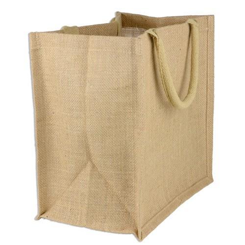 Jute Shopping Bags  -