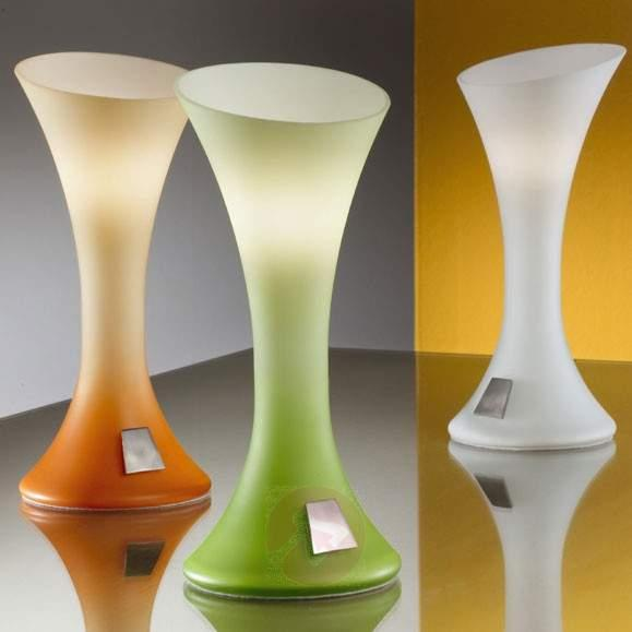 Table lamp Nikita with touch dimmer - Bedside Lamps