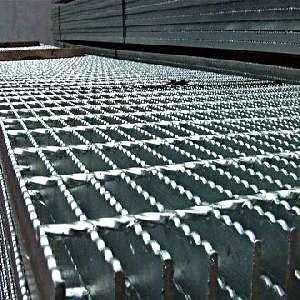 Steel Gratings - Steel Gratiings