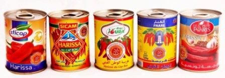 5 marques de Harissa certifiées Food Quality Label  - 5 marques de Harissa certifiées Food Quality Label