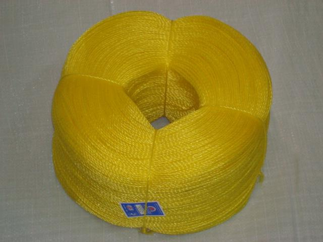 ROPES - POLYETYHYLEN ROPES - PLASTIC ROPES