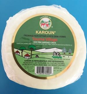 Touma Village Cheese - Karoun Touma Village Basket Cheese