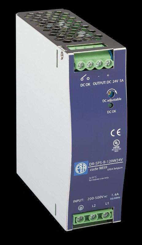 Gleichspannungsversorgungen - DR-SPS-B120W24V