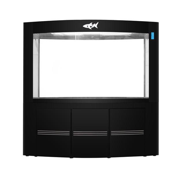 Acrylic aquarium PLATINUM LINE DB350 - ATM the aquarium professionals