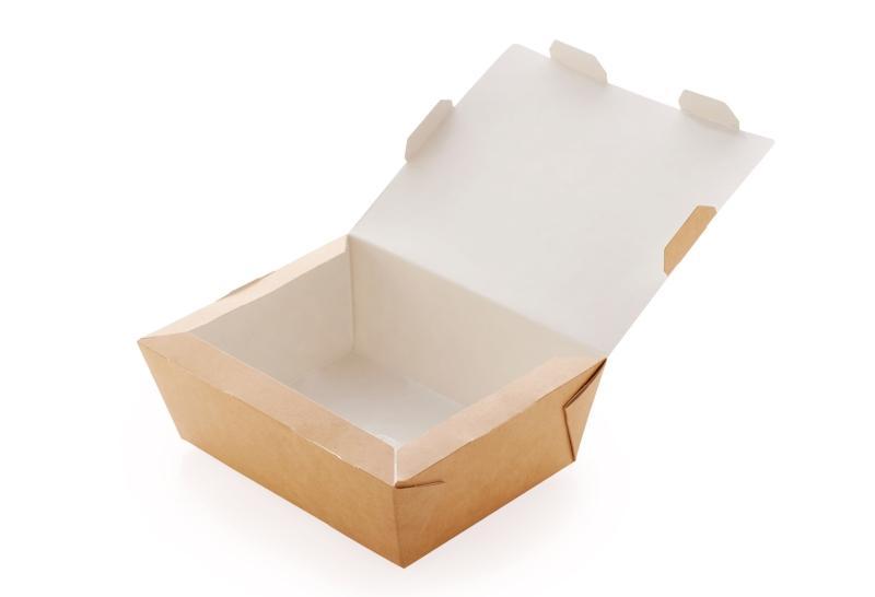 Lunch Box - Kraft box for lunch
