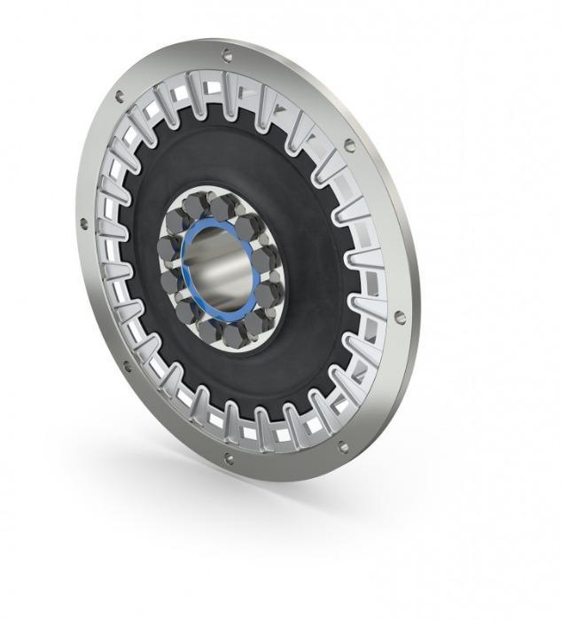 ARCUSAFLEX | AC - Wysokoelastyczne tarczowe sprzęgło gumowe do silników spalinowych