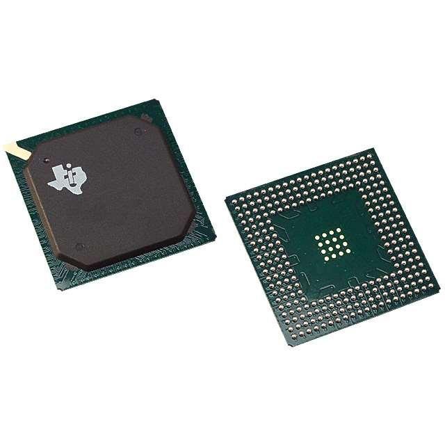 IC DSP FIX/FLOAT POINT 256BGA - Texas Instruments TMS320C6747DZKB3