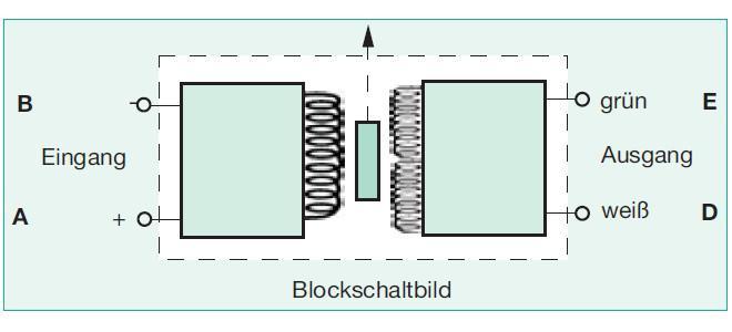 Trasduttore di spostamento lineare - 87350 - Trasduttore di spostamento lineare - 87350