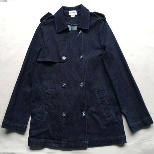 Women's denim jacket  Stonewashed blue