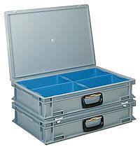 Newbox valige in plastica - null