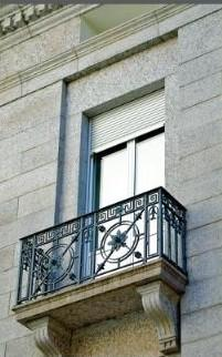 Front mounted shutters - Adaptive (Façade) Blinds
