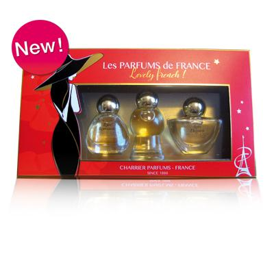 Lovely French - Re LF3 - Coffrets de Miniatures