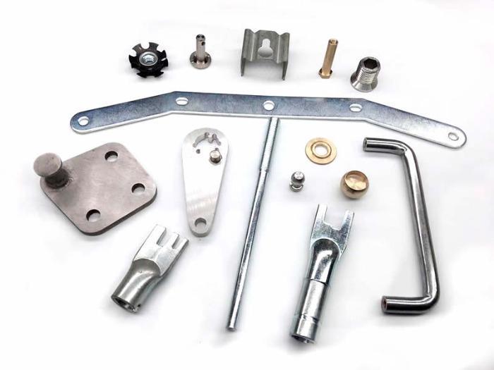 China Metal Parts - China Metal Parts Factory Custom Turned Parts, Stamping parts,Forged parts