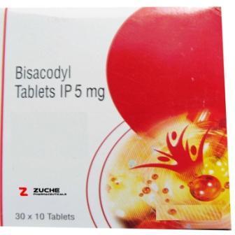 Bisacodyl Tablets - Bisacodyl Tablets