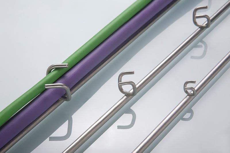 Single-Wire-System: achemine sûrement les câbles individuels - Single-Wire-System: achemine sûrement les câbles individuels