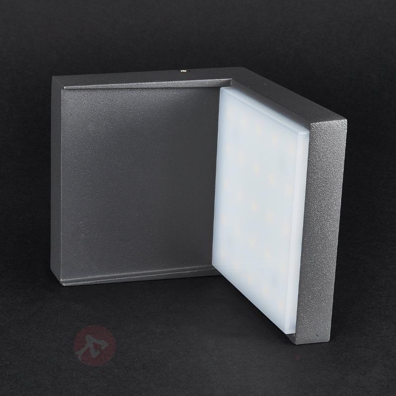 Applique d'extérieur LED moderne en aluminium - Appliques d'extérieur LED