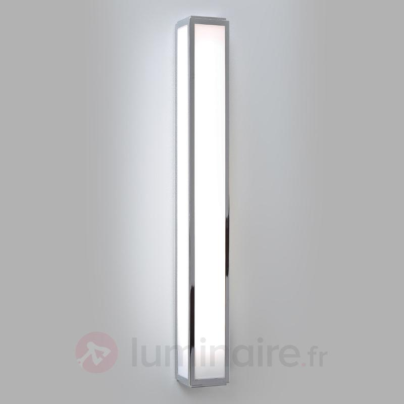 Applique élégante MASHIKO 600 - Appliques chromées/nickel/inox