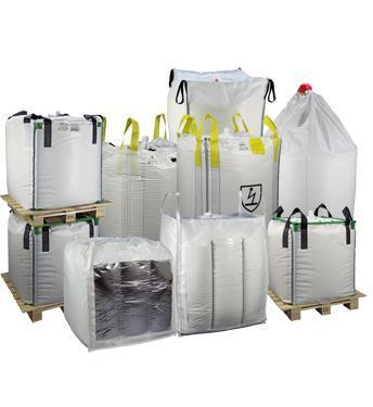Flexible Schüttgutbehälter - Pactainer® (Big Bags FIBC)