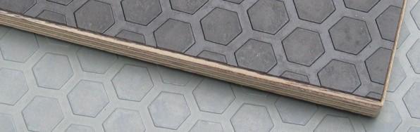 Plywood - Riga Heksa