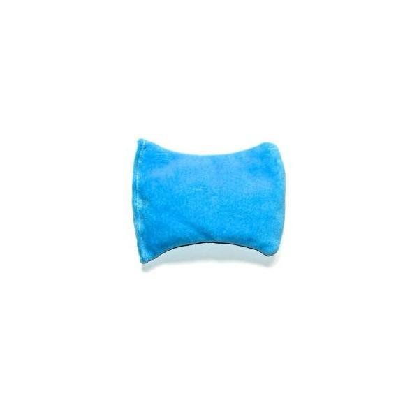 Les coussins Bio - Coussin petit OS bleu - null