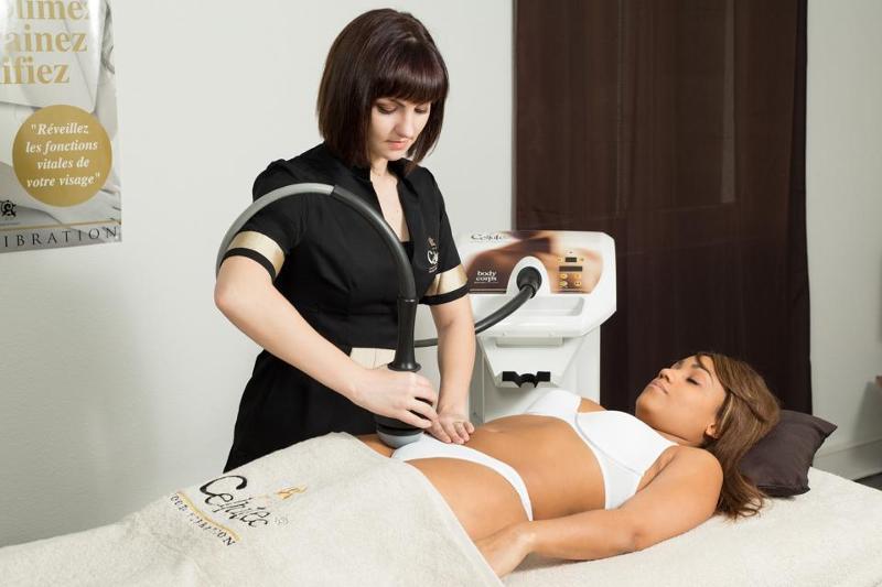 Massage professional device  - G5® Cellutec® De Luxe Body