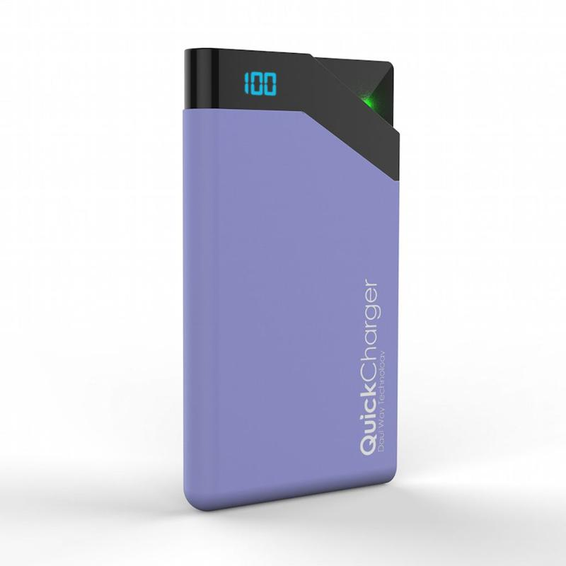 Batterie Power Bank Charge Rapide 8000 mAh