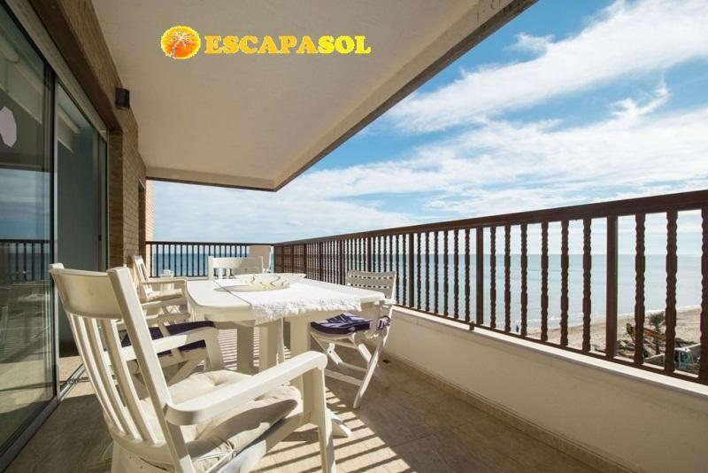 Appartement vue sur la mer - Costa Blanca en espagne