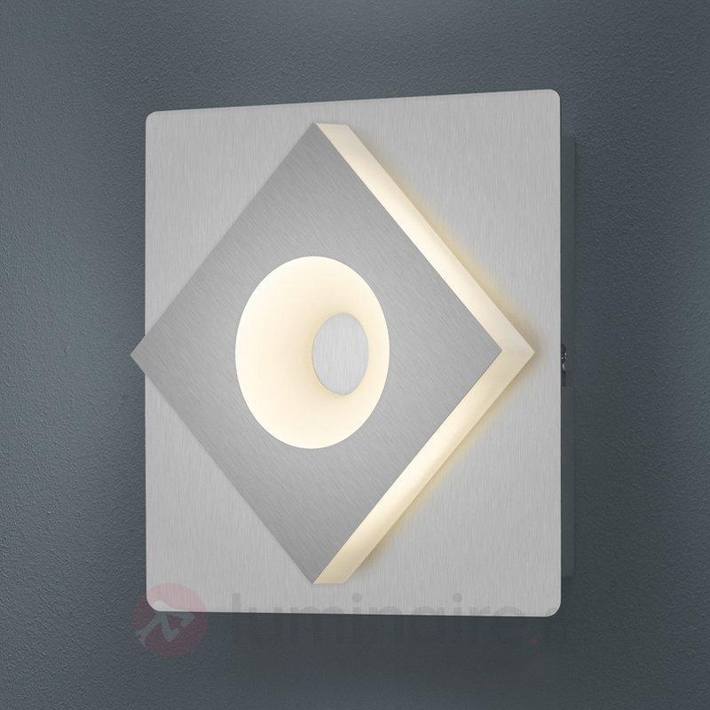 Applique murale LED Atlanta carrée - Appliques LED