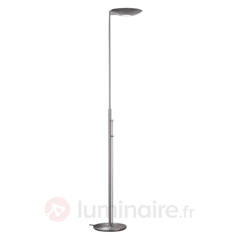 Lampadaire à vasque FLEXI de qualité - Lampadaires à éclairage indirect