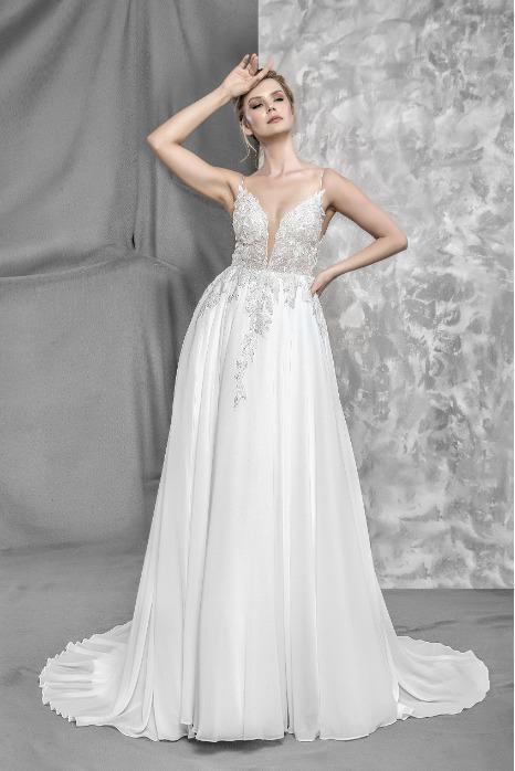 sheath weddingdress  - model G5