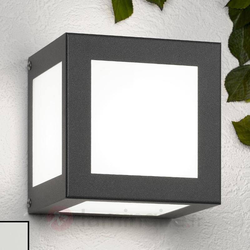 Applique d'extérieur cubique Cubo - Toutes les appliques d'extérieur