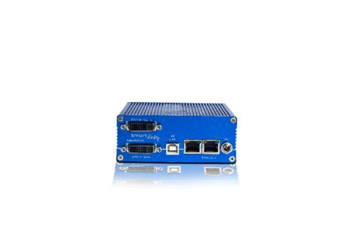 smartEASY Dual in copper - smartEASY Full HD KVM Extender over IP
