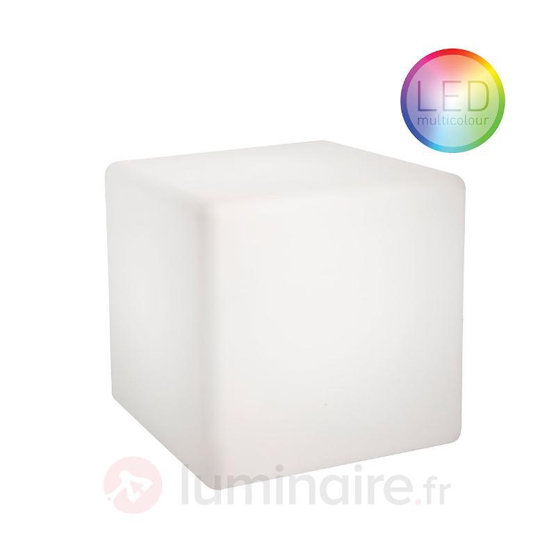 Lampe décorative d'extérieur LED CUBE Pro Accu - Lampes décoratives d'extérieur