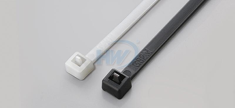 Cable Ties - Releasable,Polyamide, 300mm, 4.8mm