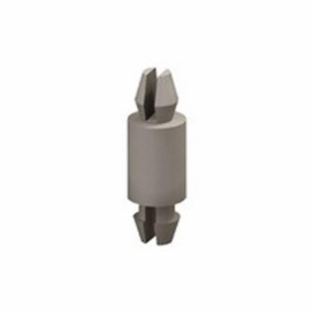 """BRD SPT SNAP FIT/LOCK NYLON 1/8"""" - Keystone Electronics 8879"""