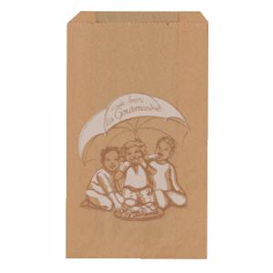Sacs croissants en papier