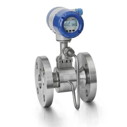 OPTISWIRL 4070 - Caudalímetro para gas / de vórtex / de brida