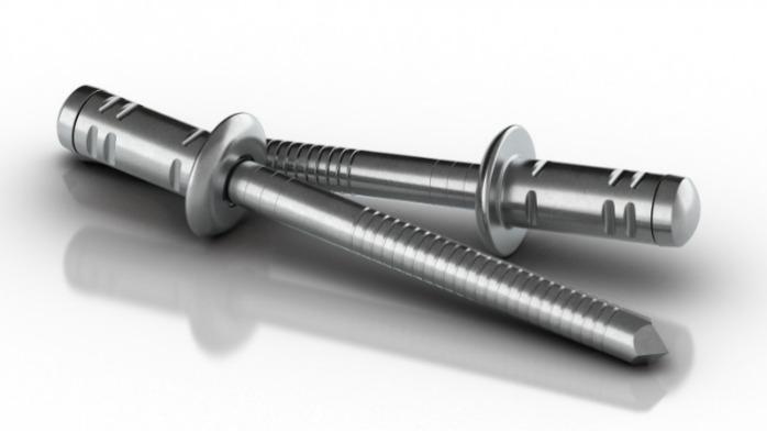 G-Bulb (rivets aveugles) - Les rivets haute résistance, la puissance de l'acier et de l'inox