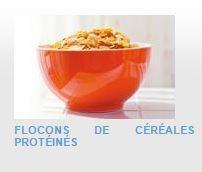 PRODUITS MINCEUR PRÊTS-A-CONSOMMER - Flocons de céréales protéinés