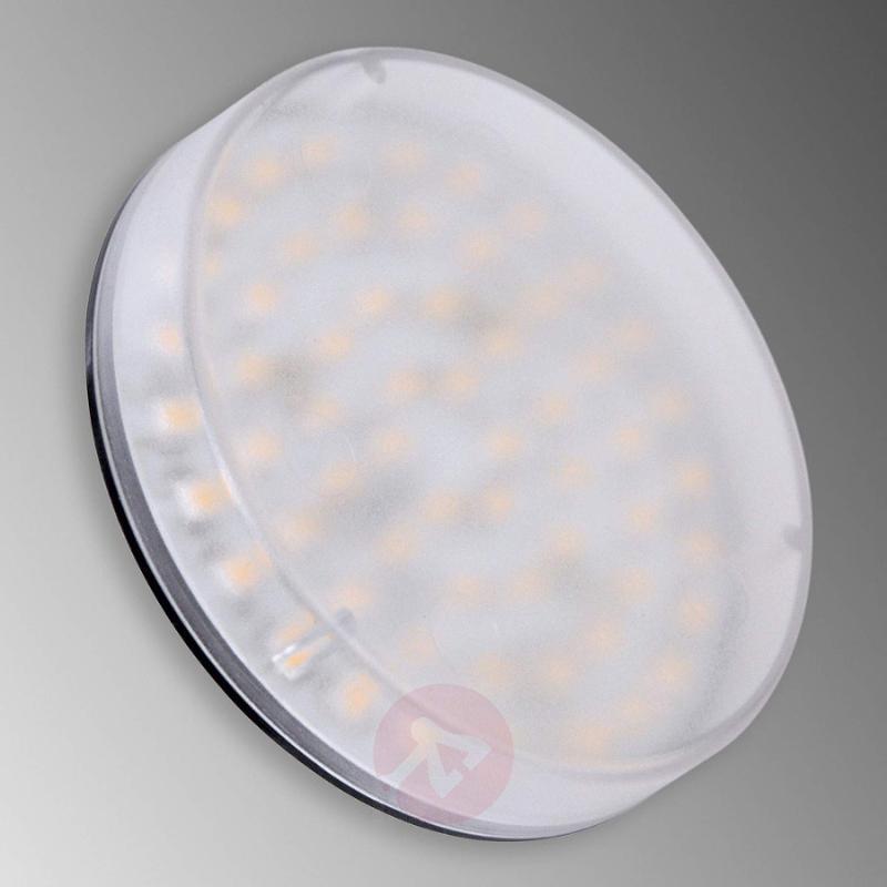 GX53 4.5 W 830 LED bulb, clear - light-bulbs